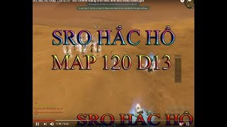 sro hắc hổ map 120 D13 - sro online đang cho test anh em mao tham gia