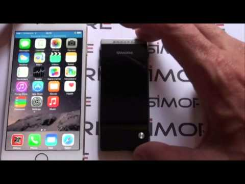 iPhone 6 Dual SIM adapter - Have 2 or 3 SIM active at the same time on iPhone 6 - SIMore G1 BlueBox
