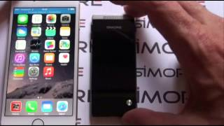 iphone 6 dual sim adapter have 2 or 3 sim active at the same time on iphone 6 simore g1 bluebox