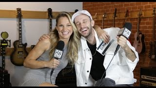 Wrabel Talks Kesha Friendship & Inspiration Behind New Song! | Hollywire thumbnail