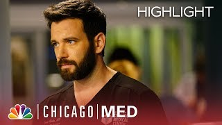 What Did He Tell You? - Chicago Med (Episode Highlight)