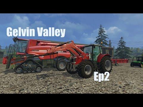 Gelvin Valley 2015 Ep2 | Feeding the Sheep!