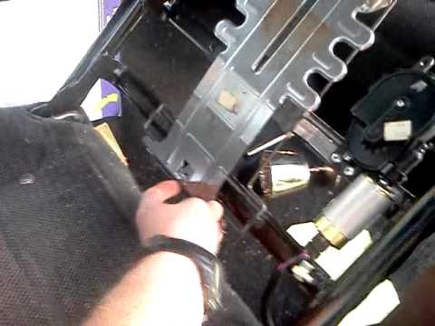 2005 Toyota Avalon Wiring Diagram Diy Broken Lumbar Support Youtube