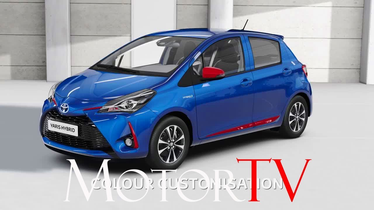 2017 toyota yaris l accessories youtube. Black Bedroom Furniture Sets. Home Design Ideas