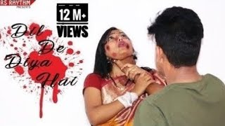 Download lagu Dil De Diya Hai Most Emotional Heart Touching Sad Story Jaan Tumhe Denge RS Rhythm MP3