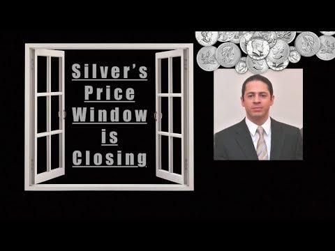Silver Price Window is Closing | Christopher Aaron, iGold Advisor