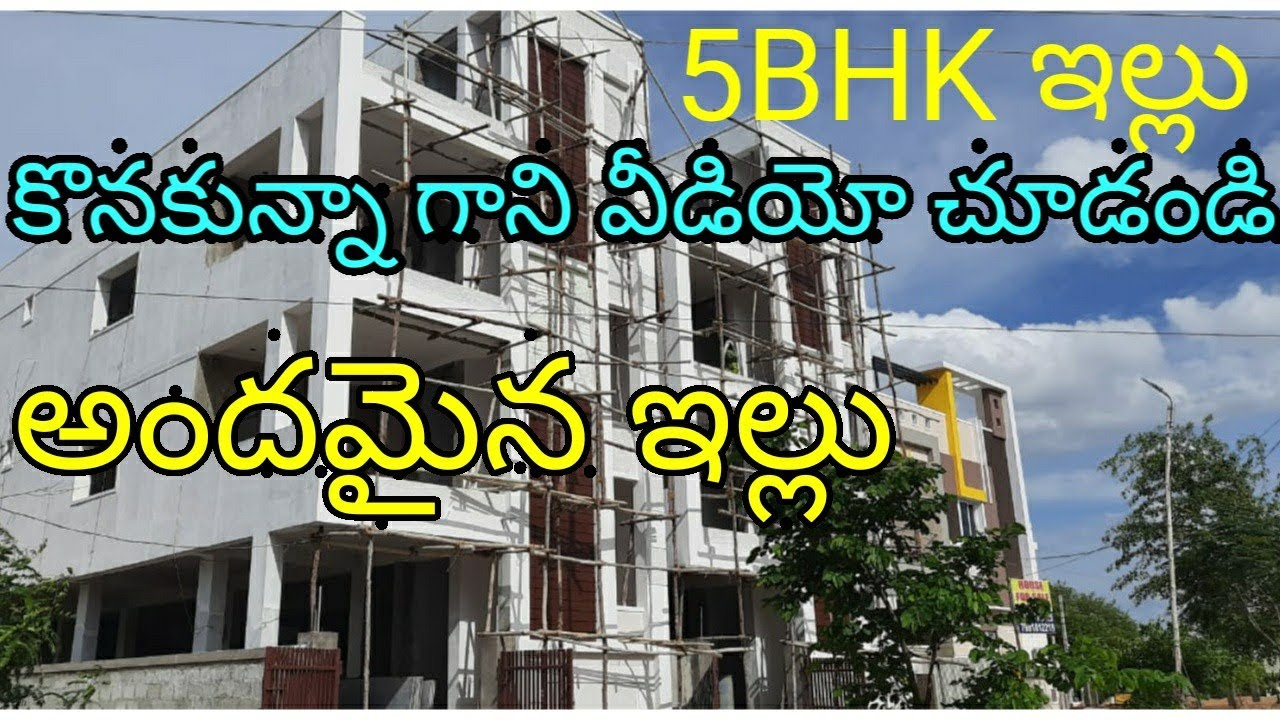 5bhk house for sale