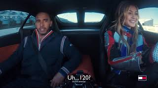 Lewis & Gigi | Driving School | TOMMY HILFIGER