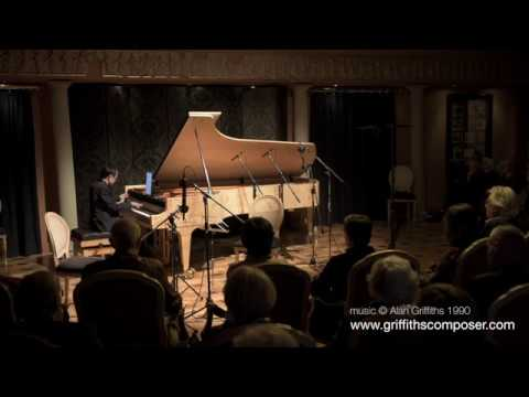 Excerpts From Rare View World Premiere By Alan Griffiths Performed On Piano By Nicholas Young