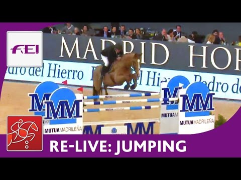Re-Live - Jumping (CSI 5*) - Madrid Horse Week - Qualifying Longines FEI World Cup™ - UAX Trophy