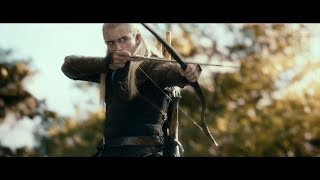 The Hobbit (2013) - Legolas moments (and mirkwood elves too) [4K] thumbnail