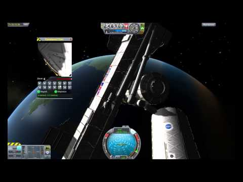 ISS project Destiny lab delivery
