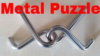 Metal Chain Link Puzzle 2017
