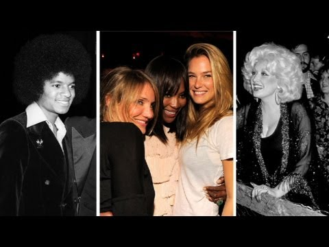 Cameron Diaz Parties at Studio 54 — Find Out More About the Hot Spot's Glam History!