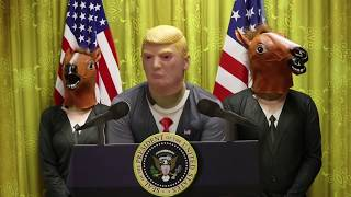 Donald Trump Everyday Life Parody Video
