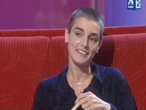 The Stotts Interview Sinead O'Conner