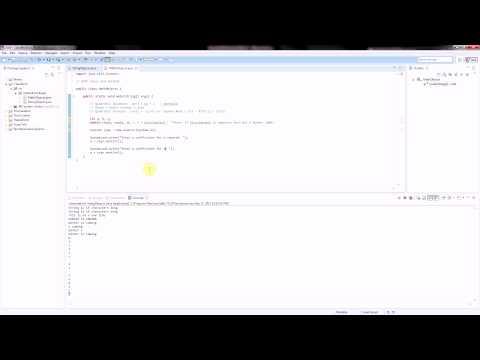 Java: Classes, Wrapper classes, Autoboxing, Print formatting