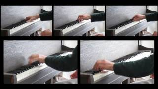 Dethklok - Skyhunter on Piano