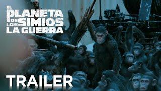 EL PLANETA DE LOS SIMIOS: LA GUERRA | Trailer 3 Doblado | Próximamente - Solo en Cines
