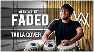 ALAN WALKER- FADED (TABLA EDITION)