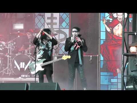 """Marilyn Manson - Third Day of a Seven Day Binge """"Live@Gröna Lund"""""""