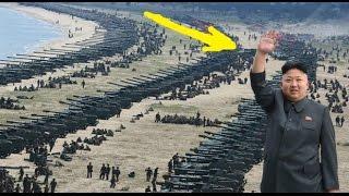Korea Utara Tantang Amerika Perang Nuklir Besar-Besaran !!! - Video Unik dan Aneh