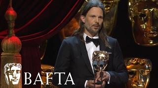 Linus Sandgren wins Cinematography for La La Land | BAFTA Film Awards 2017