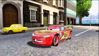 Cars 2 Gameplay