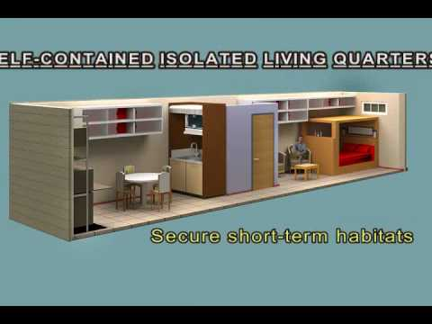 Watch on Survival Shelter Floor Plans