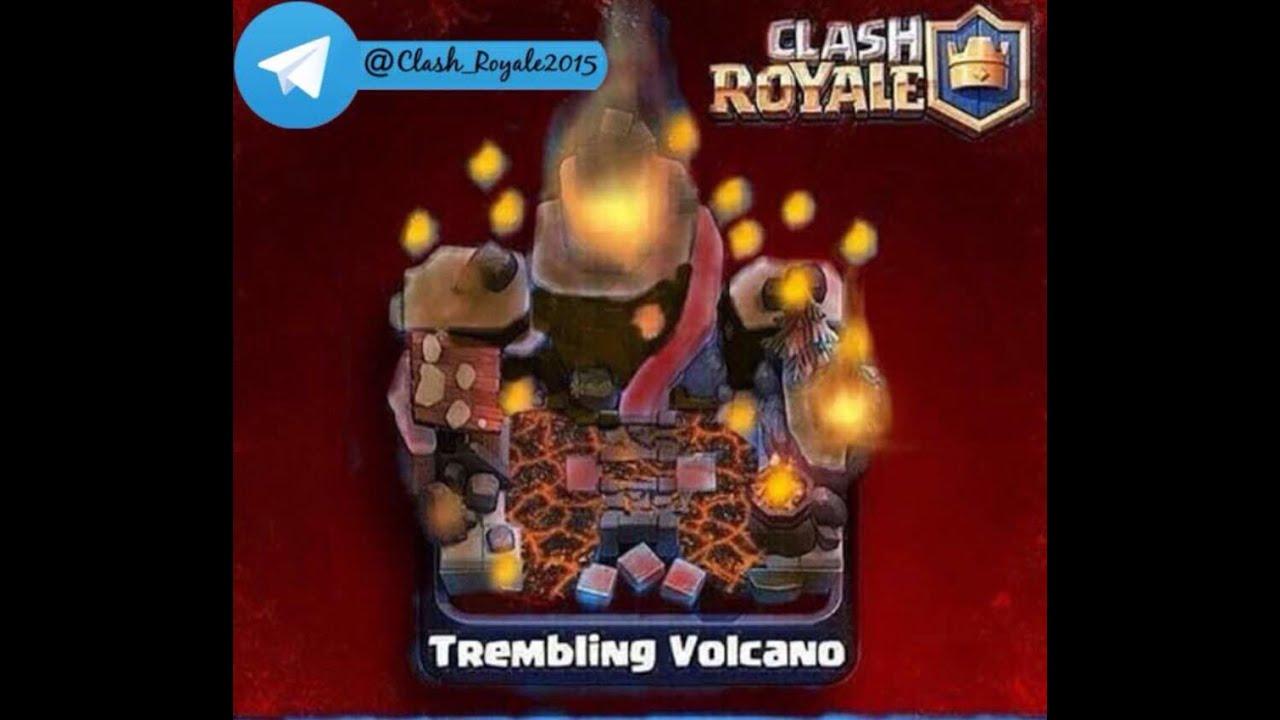 Clash Royale LEAK!!! New September Update Leak! New Arena! NEW Cards ...