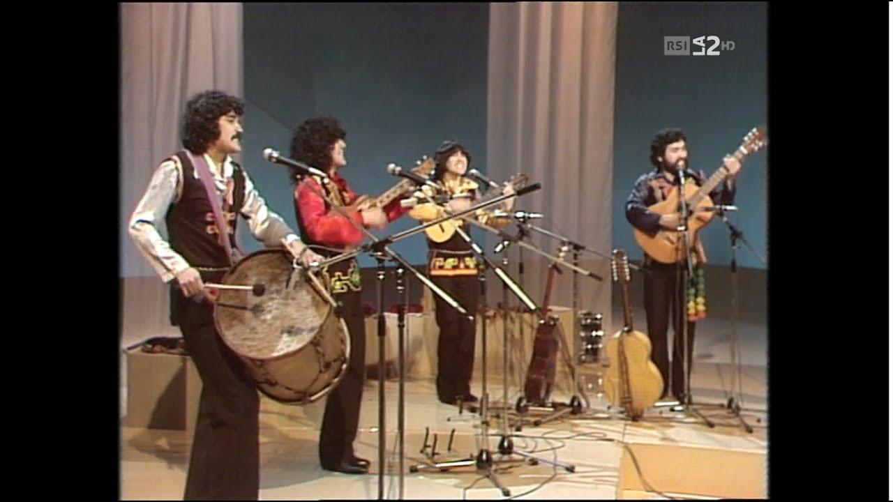 Amalia Rosa - Programa Musicalmente año 1981