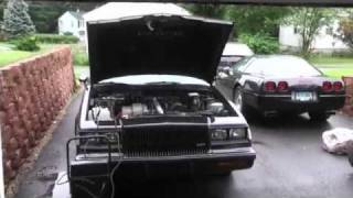 1986 Buick Grand National PART 1