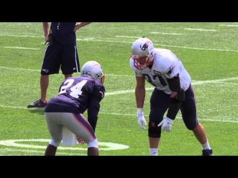 Revis replaces Talib | Do Your Job: Bill Belichick and the 2014 Patriots | DIGITAL EXTRA