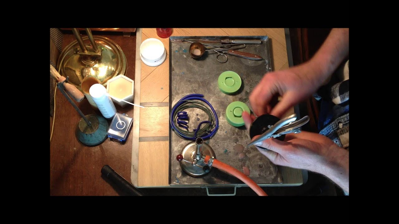 Cast A Ring From To Z Youtube Bee Frame Wiring Video