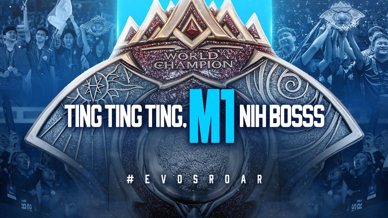Download M1 WORLD CHAMPION