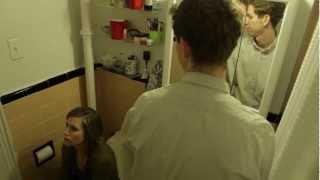 """""""Peeing Together"""" -- Matt & Mary"""