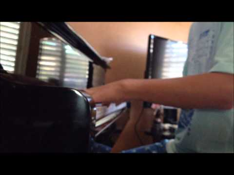 Dramatic Song Piano by Tobuscus w/ Sheet music link