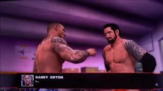 Скачать WWE 2K14 Week 4 Smackdown Highlights Universe Mode