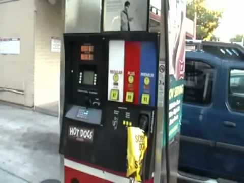 Gas Stations holding up to $150 on VISA Credit /Debt cards at gas pumps