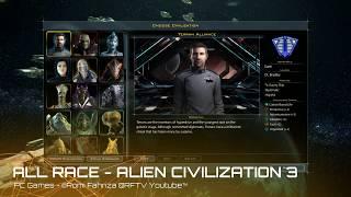 All  Race Alien Civilization 3 (PC Games)