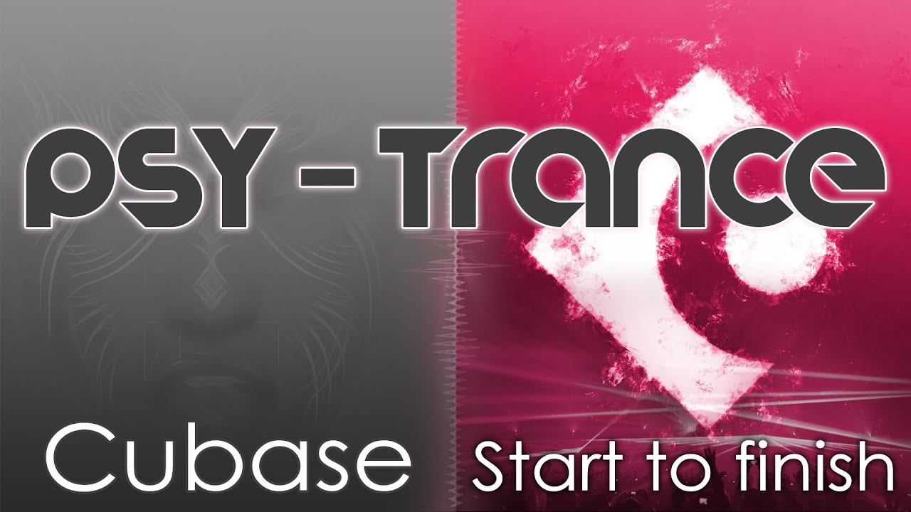 How to make progressive trance in cubase with protoculture.