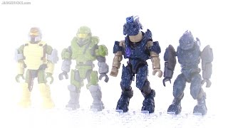 Mega Bloks Halo new articulated Elite - features & comparisons