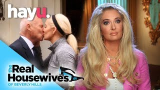 Erika Shoots Down Goldigger Rumours | Real Housewives of Beverly Hills