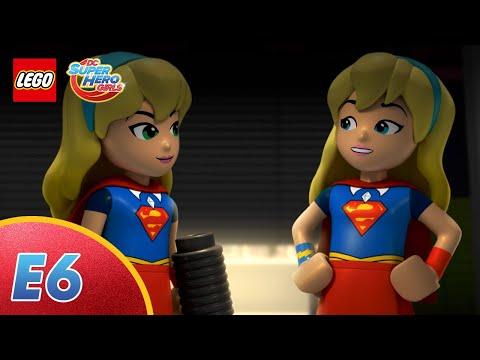 Trading Places - LEGO DC Super Hero Girls