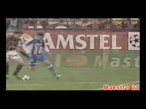 Лига чемпионов 2004 депортиво милан видео