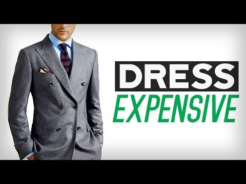 Stop Dressing Cheap!   7 Savvy Ways To Look More Expensive