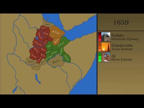 The History Of Ethiopia