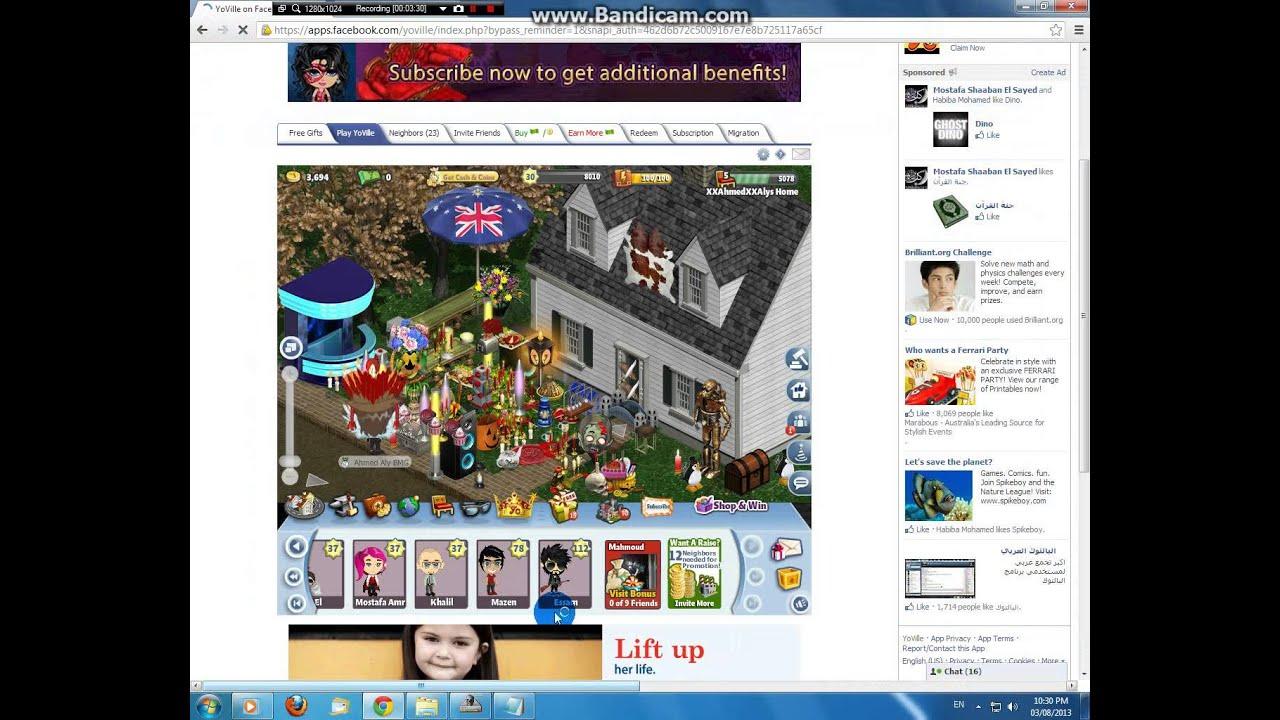 Download Yoville Casino Hack