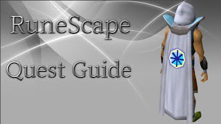 Witch's House Quest Guide Old School RuneScape 2007