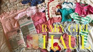 BABY GIRL HAUL
